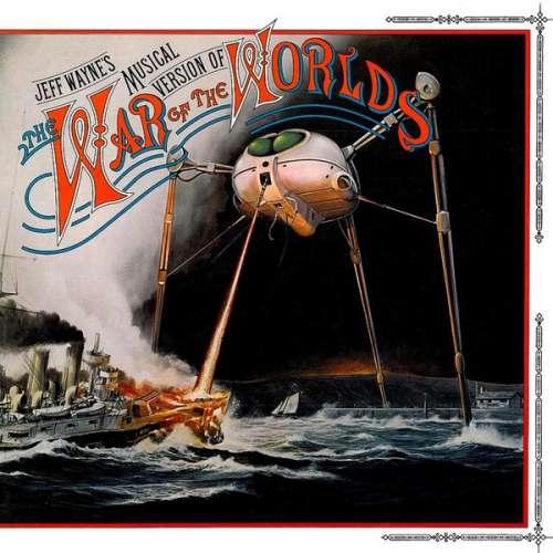 Cover Jeff Wayne - Jeff Wayne's Musical Version Of The War Of The Worlds (2xLP, Album, RE, Red) Schallplatten Ankauf