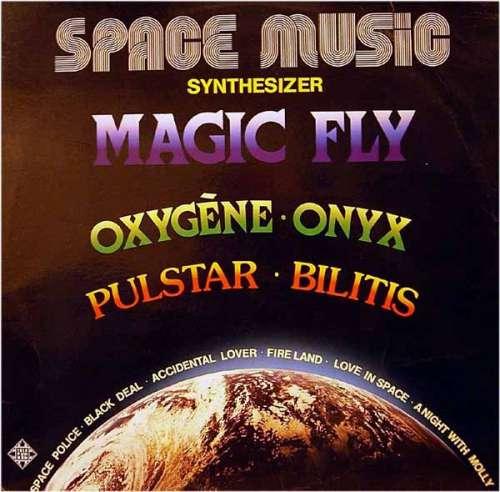 Cover Mc Lane Explosion - Space Music (LP) Schallplatten Ankauf