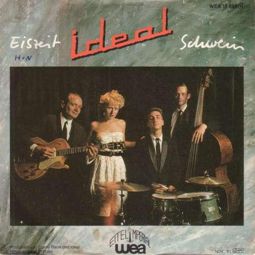 Bild Ideal (3) - Eiszeit / Schwein (7, Single) Schallplatten Ankauf