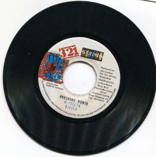 Bild Sizzla - Pressure Remix (7) Schallplatten Ankauf