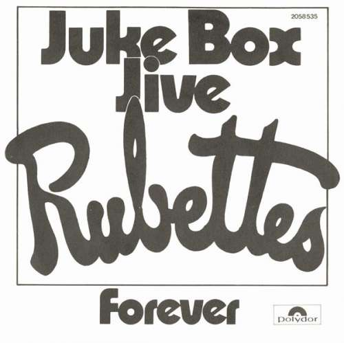 Bild The Rubettes - Juke Box Jive (7, Single) Schallplatten Ankauf