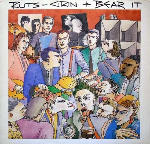Bild Ruts* - Grin And Bear It (LP, Album, Comp) Schallplatten Ankauf