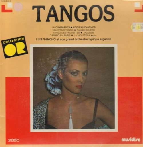 Bild Luis Sancho Et Son Grand Orchestre Typique Argentin - Tangos (LP, Album) Schallplatten Ankauf