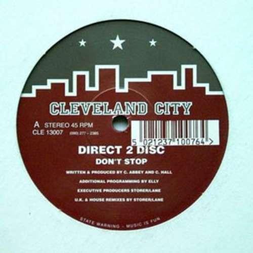 Cover Don't Stop Schallplatten Ankauf