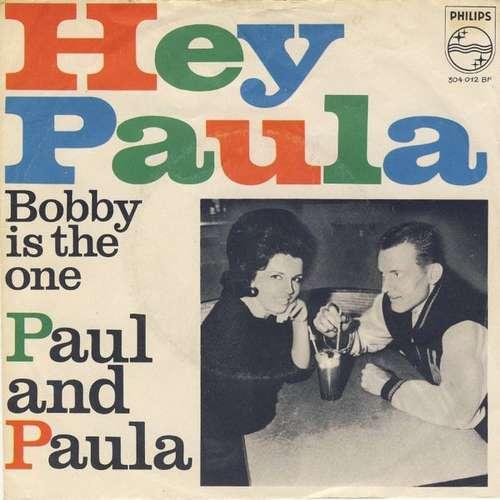 Bild Paul And Paula* - Hey Paula (7, Single, Mono) Schallplatten Ankauf