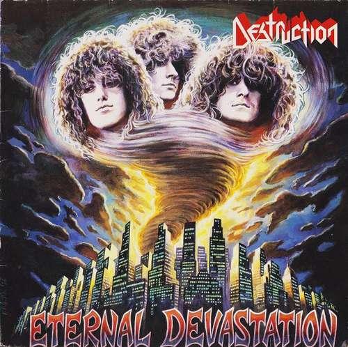 Cover zu Destruction - Eternal Devastation (LP, Album) Schallplatten Ankauf