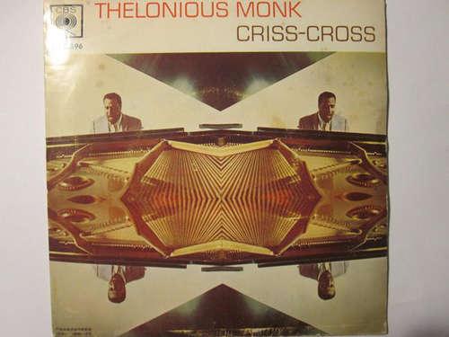 Cover Thelonious Monk - Criss-Cross (7, EP) Schallplatten Ankauf