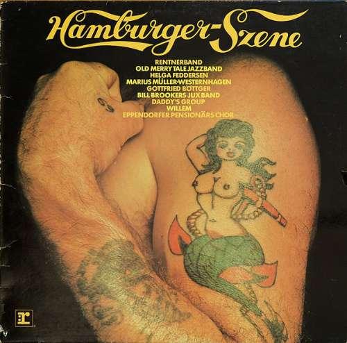 Cover zu Various - Hamburger-Szene (LP, Comp) Schallplatten Ankauf