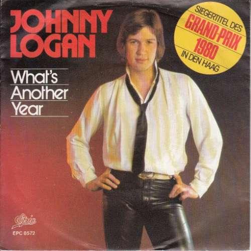 Bild Johnny Logan - What's Another Year (7, Single) Schallplatten Ankauf