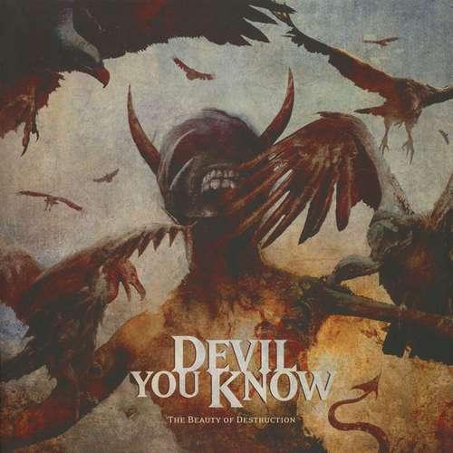 Cover Devil You Know - The Beauty Of Destruction   (2xLP, Album, Gat) Schallplatten Ankauf