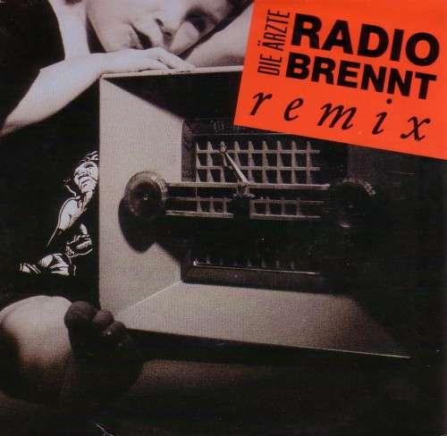 Bild Die Ärzte - Radio Brennt (Remix) (7, Single) Schallplatten Ankauf