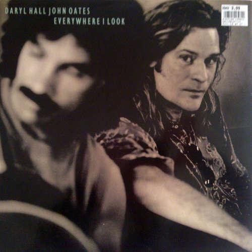 Bild Daryl Hall & John Oates - Everywhere I Look (12) Schallplatten Ankauf