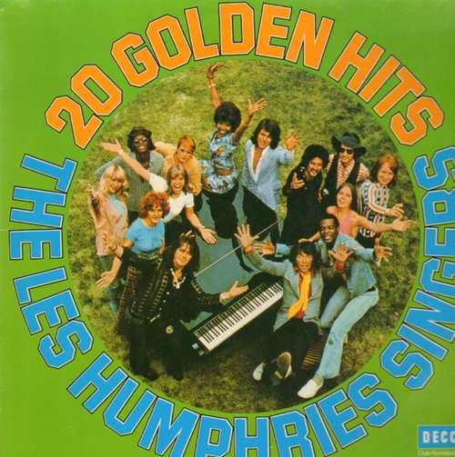 Cover zu Les Humphries Singers - 20 Golden Hits (LP, Comp, Club) Schallplatten Ankauf