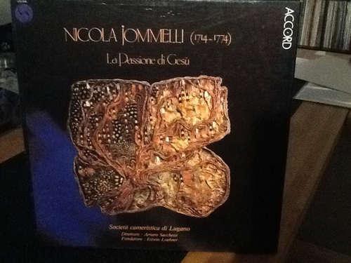 Bild Nicola Jommelli* - La Passione Di Gesu (3xLP, Album + Box) Schallplatten Ankauf