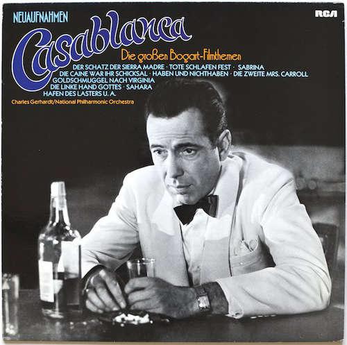 Bild Charles Gerhardt / National Philharmonic Orchestra - Casablanca (Die Großen Bogart-Filmthemen) (LP) Schallplatten Ankauf