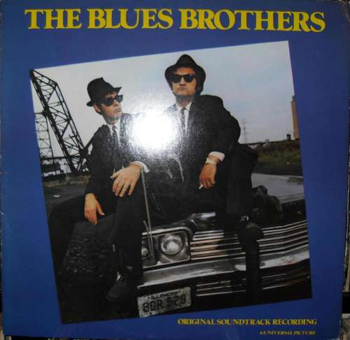 Cover The Blues Brothers - The Blues Brothers (Original Soundtrack Recording) (LP, Album) Schallplatten Ankauf