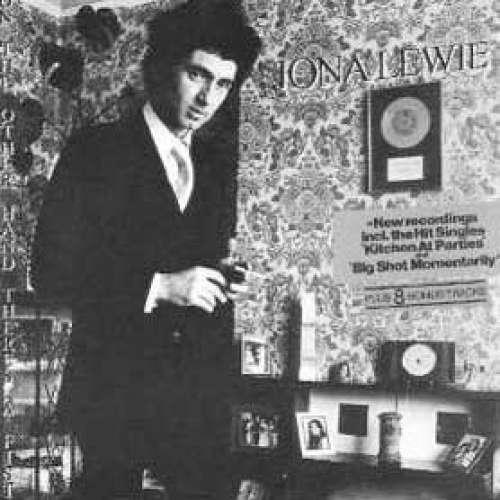 Cover Jona Lewie - On The Other Hand There's A Fist (LP, Album) Schallplatten Ankauf