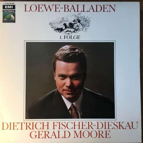 Bild Loewe* - Dietrich Fischer-Dieskau • Gerald Moore - Loewe-Balladen, 1. Folge (LP, Album) Schallplatten Ankauf