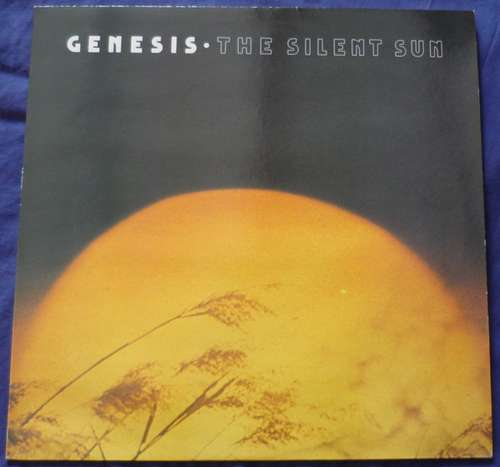 Bild Genesis - The Silent Sun (LP, Album, RE) Schallplatten Ankauf