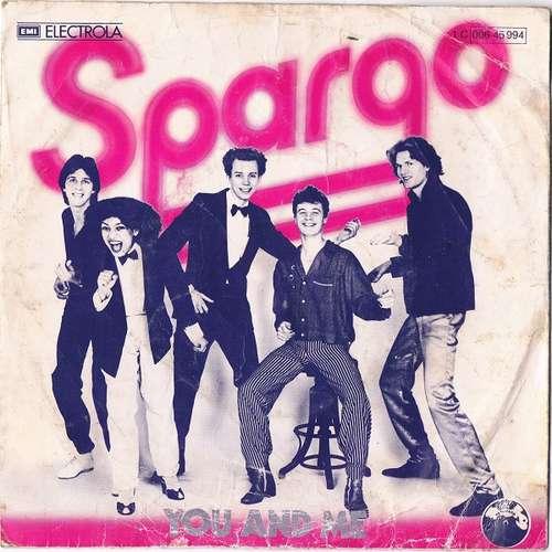 Bild Spargo - You And Me (7, Single) Schallplatten Ankauf