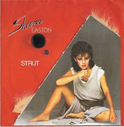 Bild Sheena Easton - Strut (7, Single) Schallplatten Ankauf
