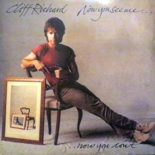 Bild Cliff Richard - Now You See Me, Now You Don't (LP, Album) Schallplatten Ankauf