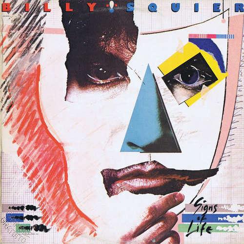 Bild Billy Squier - Signs Of Life (LP, Album) Schallplatten Ankauf
