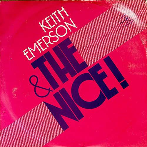 Bild Keith Emerson & The Nice - Keith Emerson & The Nice (LP, Comp, Blu) Schallplatten Ankauf