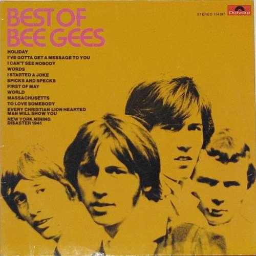 Bild Bee Gees - Best Of Bee Gees (LP, Album, Comp, RE) Schallplatten Ankauf