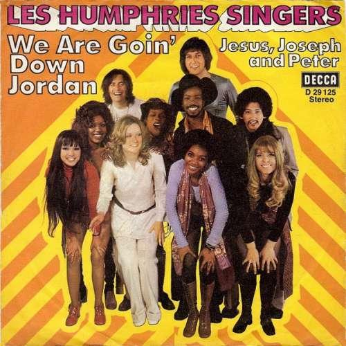 Cover Les Humphries Singers - We Are Goin' Down Jordan (7, Single) Schallplatten Ankauf