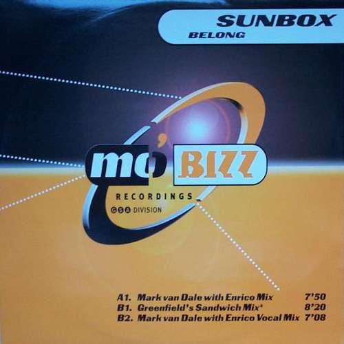 Bild Sunbox - Belong (12) Schallplatten Ankauf