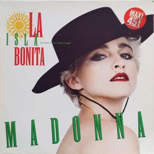 Cover zu Madonna - La Isla Bonita (12, Maxi) Schallplatten Ankauf