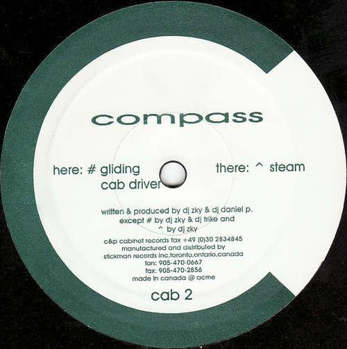 Cover Compass - Compass (12) Schallplatten Ankauf
