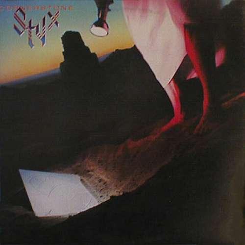 Bild Styx - Cornerstone (LP, Album, Gat) Schallplatten Ankauf