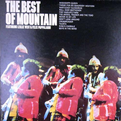Cover zu Mountain - The Best Of Mountain (LP, Comp, Pit) Schallplatten Ankauf
