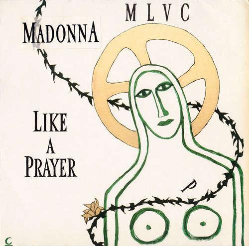 Cover Madonna - Like A Prayer (12, Single) Schallplatten Ankauf