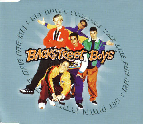 Bild Backstreet Boys - Get Down (You're The One For Me) (CD, Maxi) Schallplatten Ankauf