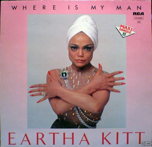 Bild Eartha Kitt - Where Is My Man (12, Maxi) Schallplatten Ankauf