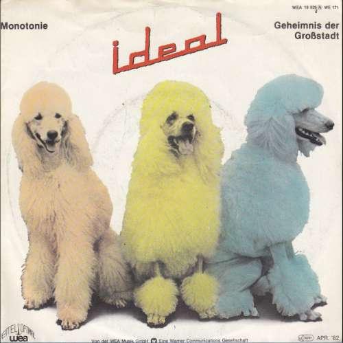 Cover Ideal (3) - Monotonie / Geheimnis Der Großstadt (7, Single) Schallplatten Ankauf