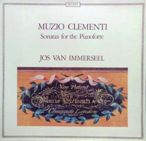 Bild Muzio Clementi, Jos Van Immerseel - Sonatas For The Pianoforte (LP, Album) Schallplatten Ankauf