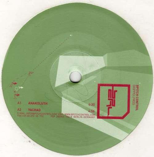 Cover Sascha Funke & Djoker Daan - Doppelpass (12) Schallplatten Ankauf