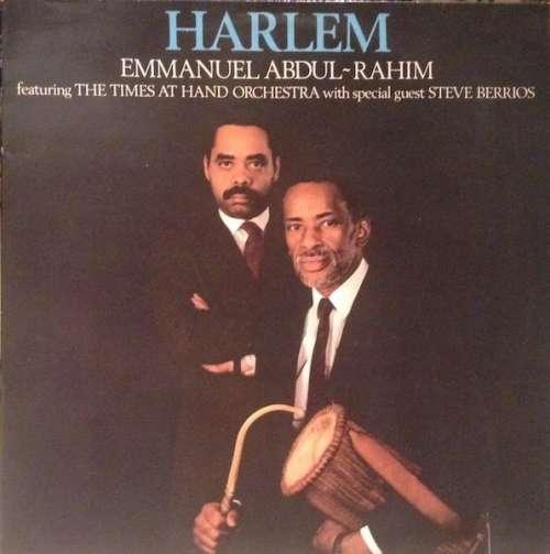 Cover Emmanuel Abdul-Rahim - Harlem (LP) Schallplatten Ankauf
