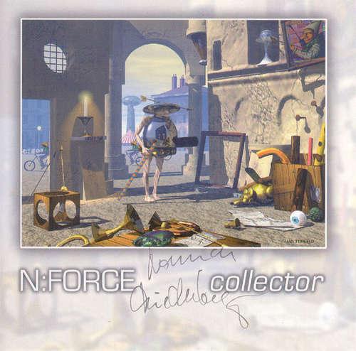 Cover N:Force - Collector (CD, Album) Schallplatten Ankauf