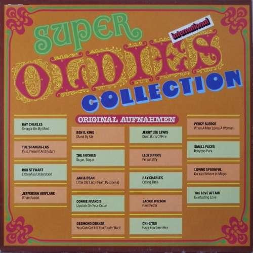 Cover Various -  Super Oldies Collection International Vol. 8 (LP, Comp, Club) Schallplatten Ankauf