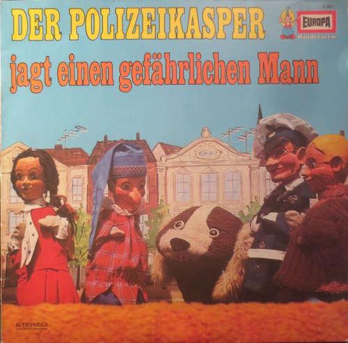 Bild Der Polizeikasper* - Der Polizeikasper Jagt Einen Gefährlichen Mann (LP) Schallplatten Ankauf