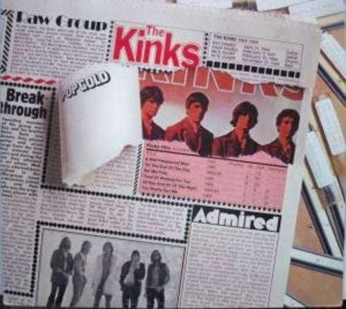 Cover zu The Kinks - Pop Gold (LP, Comp, Club) Schallplatten Ankauf