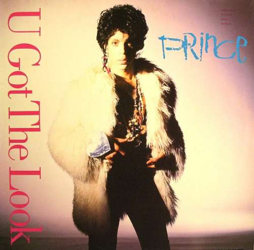 Cover Prince - U Got The Look (12, Maxi) Schallplatten Ankauf
