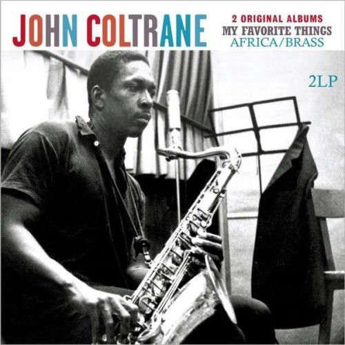 Cover John Coltrane - My Favorite Things / Africa Brass (2xLP, Comp, RM) Schallplatten Ankauf