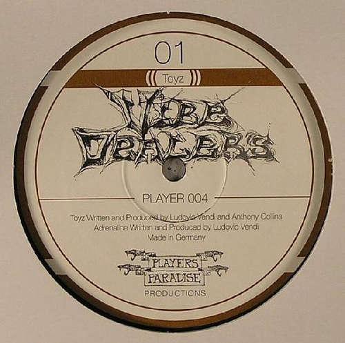 Cover Vibe Dealers - Toyz (12) Schallplatten Ankauf