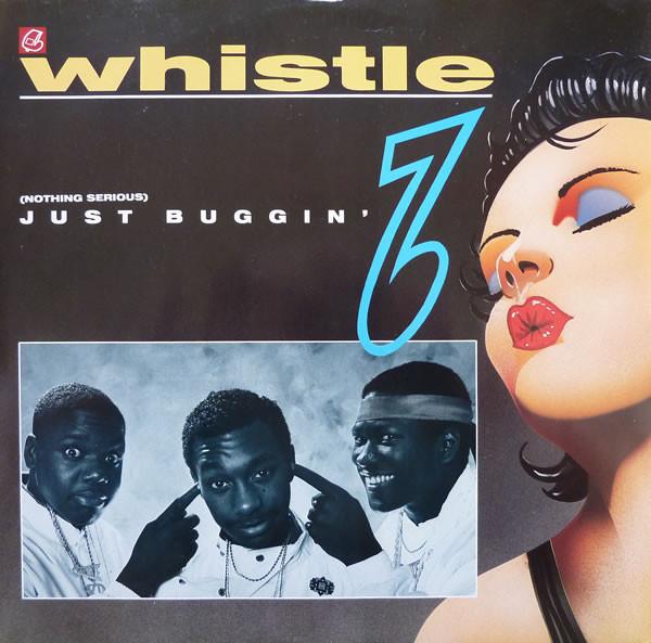 Cover Whistle - (Nothing Serious) Just Buggin' (12) Schallplatten Ankauf